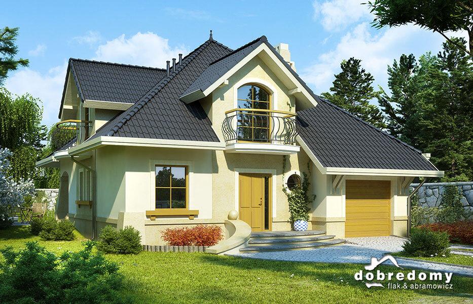 Projekty domów energooszczędnych Multi-Comfort