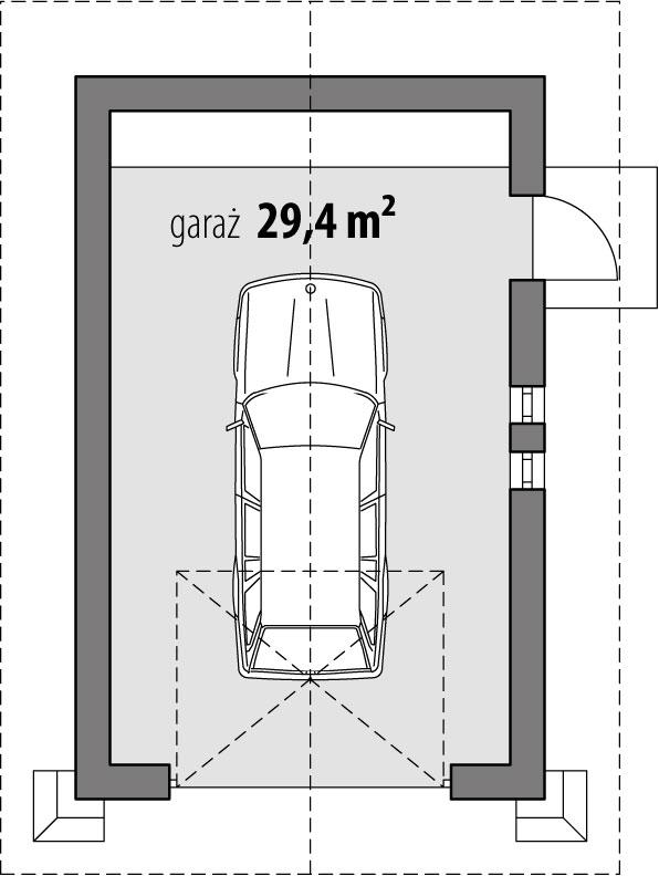 Garaż G1