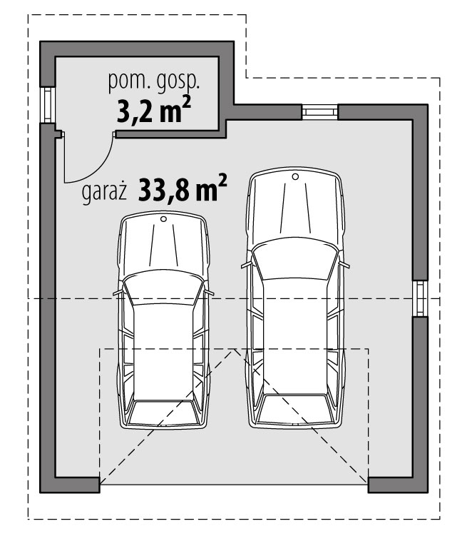 Garaż G4