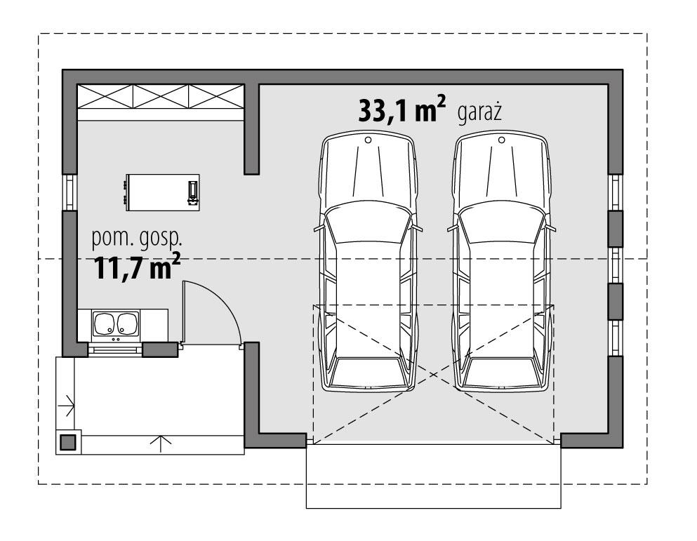 Garaż G5