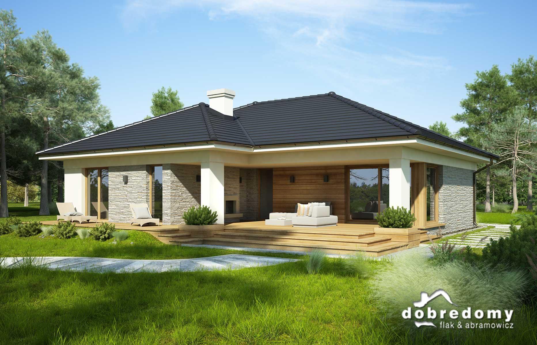 Oceania dobre domy flak abramowicz for Casas y cosas