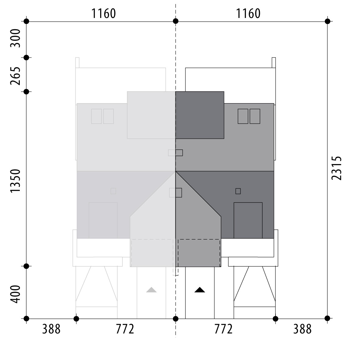 Ofelia - segment