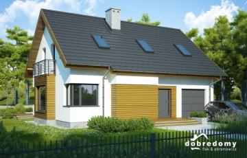 Koszt budowy domu 120m2