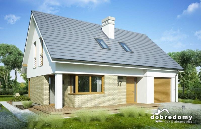 Projekty domów energooszczędnych – porównanie 4 projektów