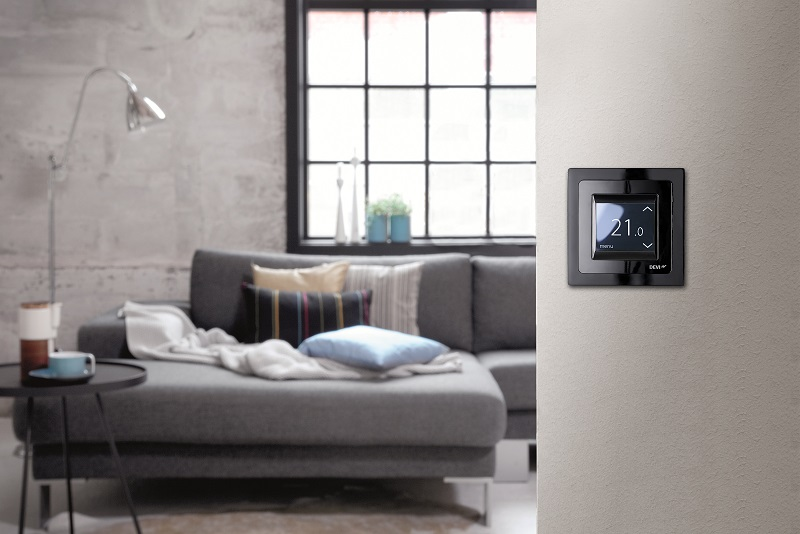 DEVIreg Touch livingroom_single frame