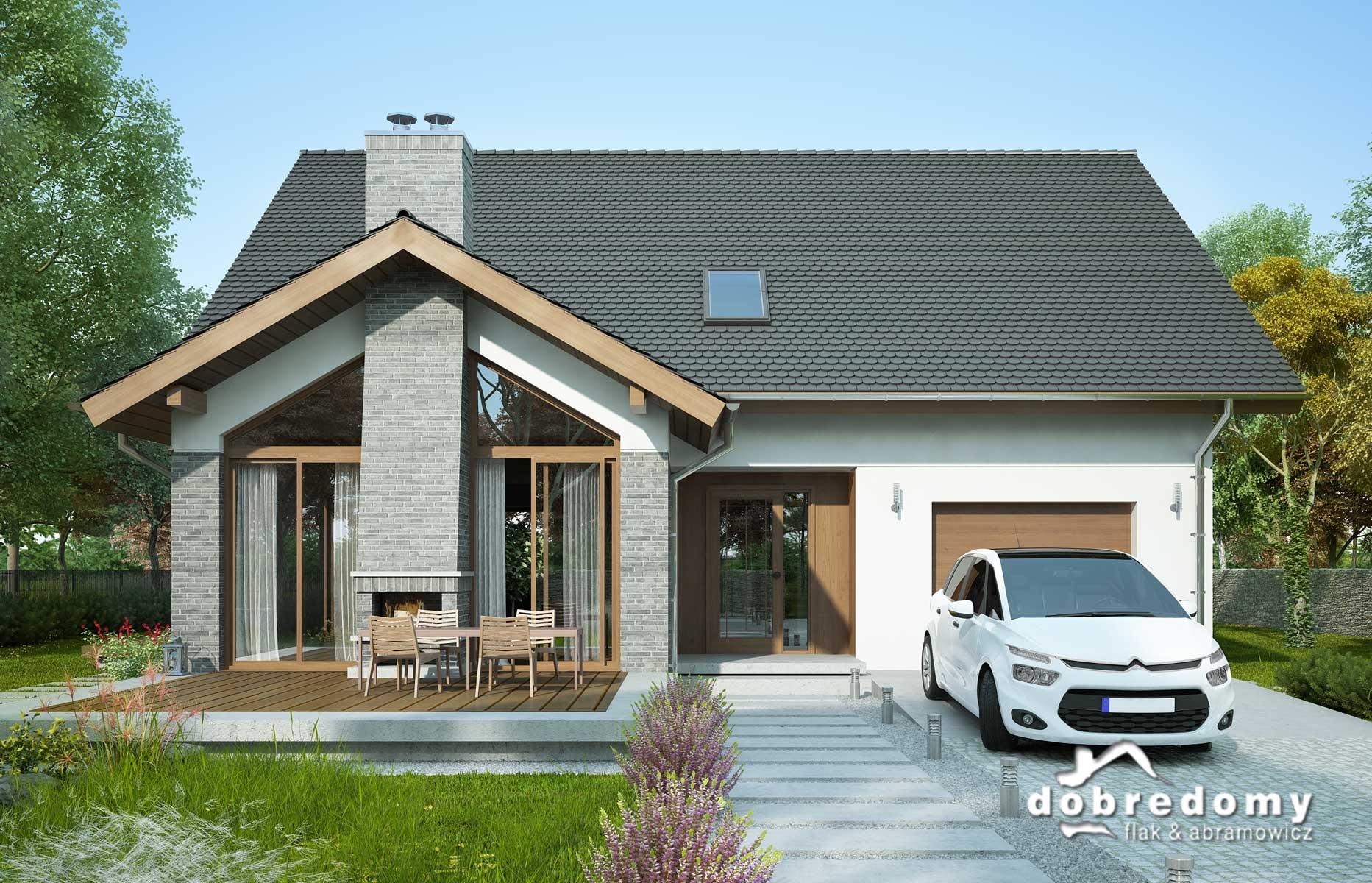 Kąt nachylenia dachu a materiał na jego pokrycie