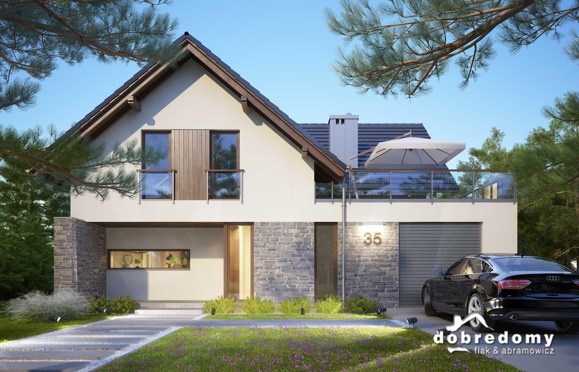 Dom z garażem czy bez – co lepsze?