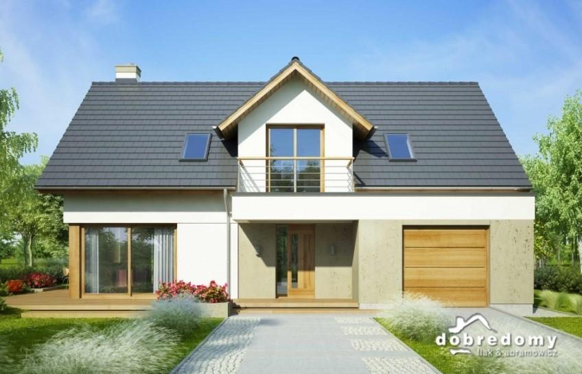 Dach z lukarnami – lepsze doświetlenie poddasza