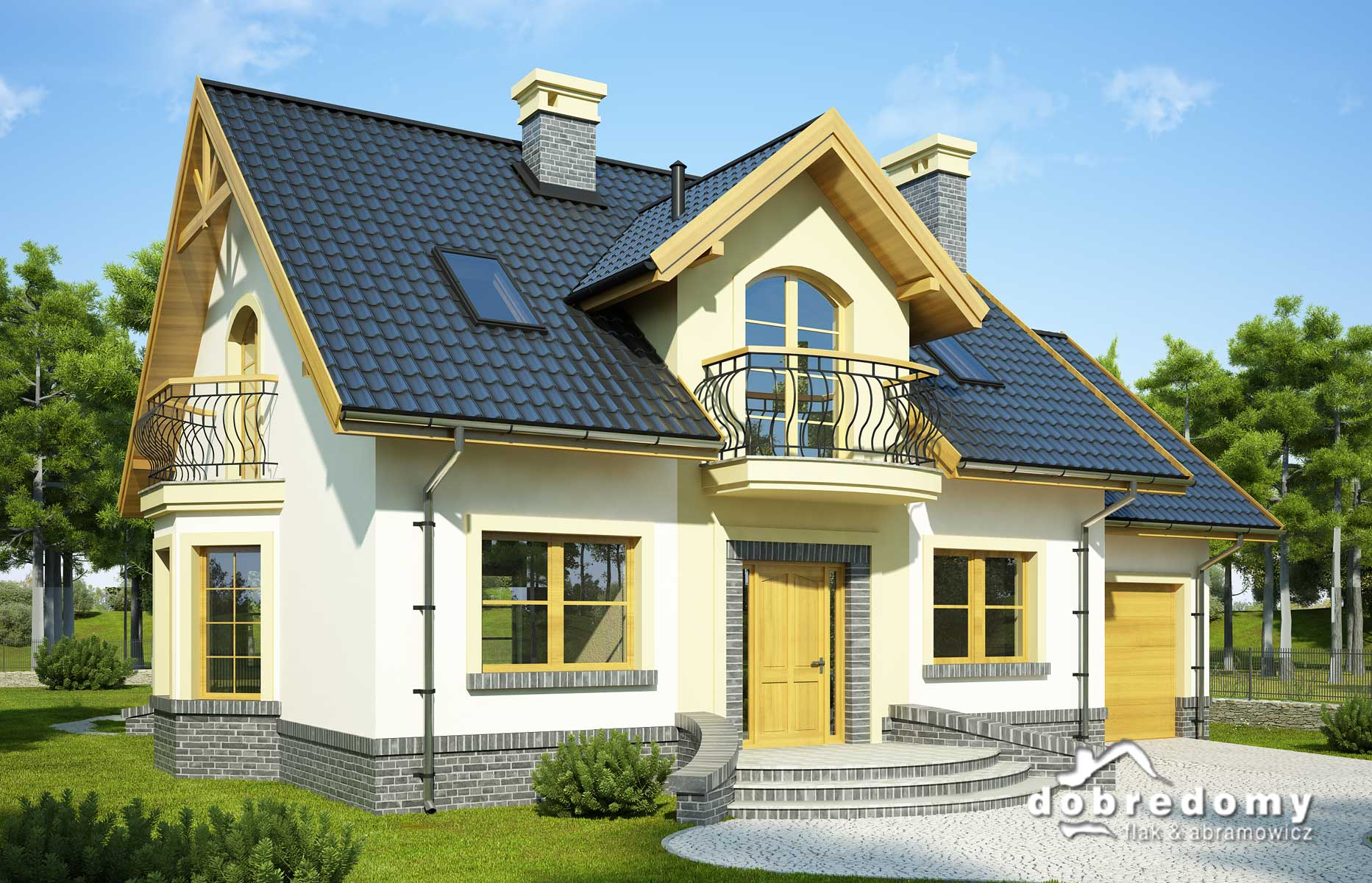 Jak prawidłowo zbudować komin?