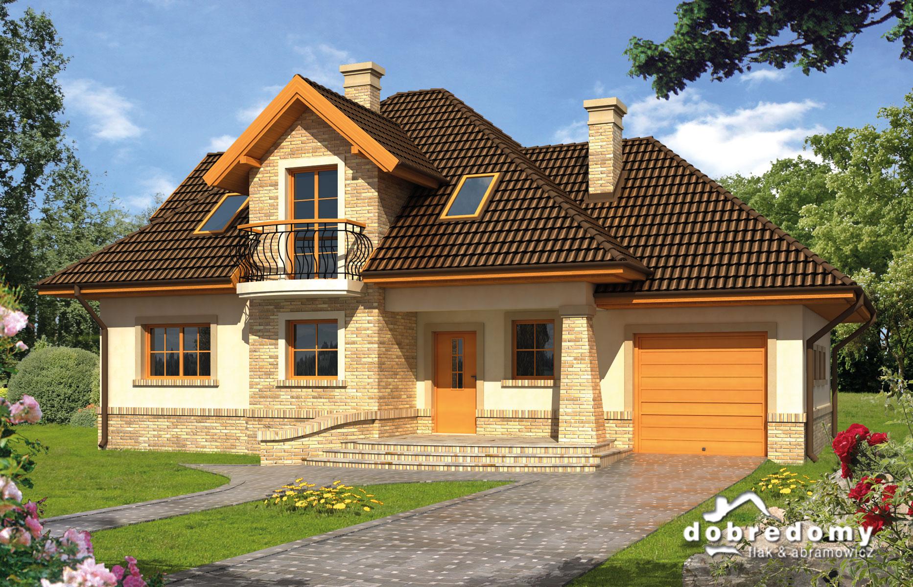 Odnów wygląd swojego domu. Zobacz, jak dbać o elewację z cegły