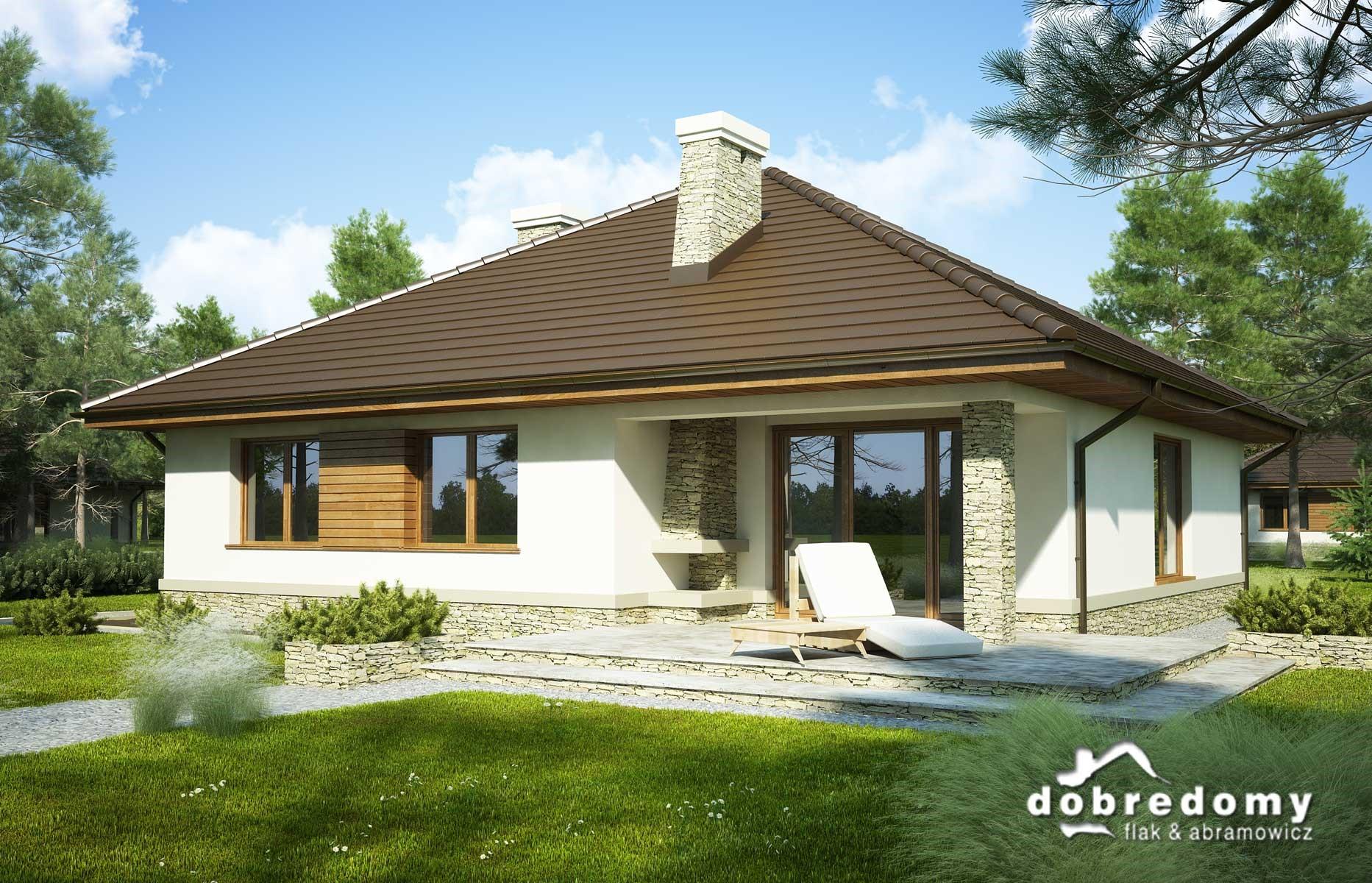 Jak wybrać projekt małego domu?