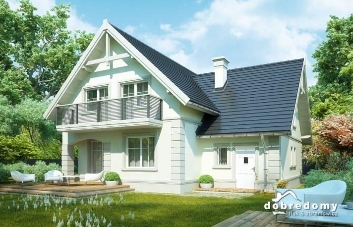 Kąt nachylenia dachu a wybór projektu domu