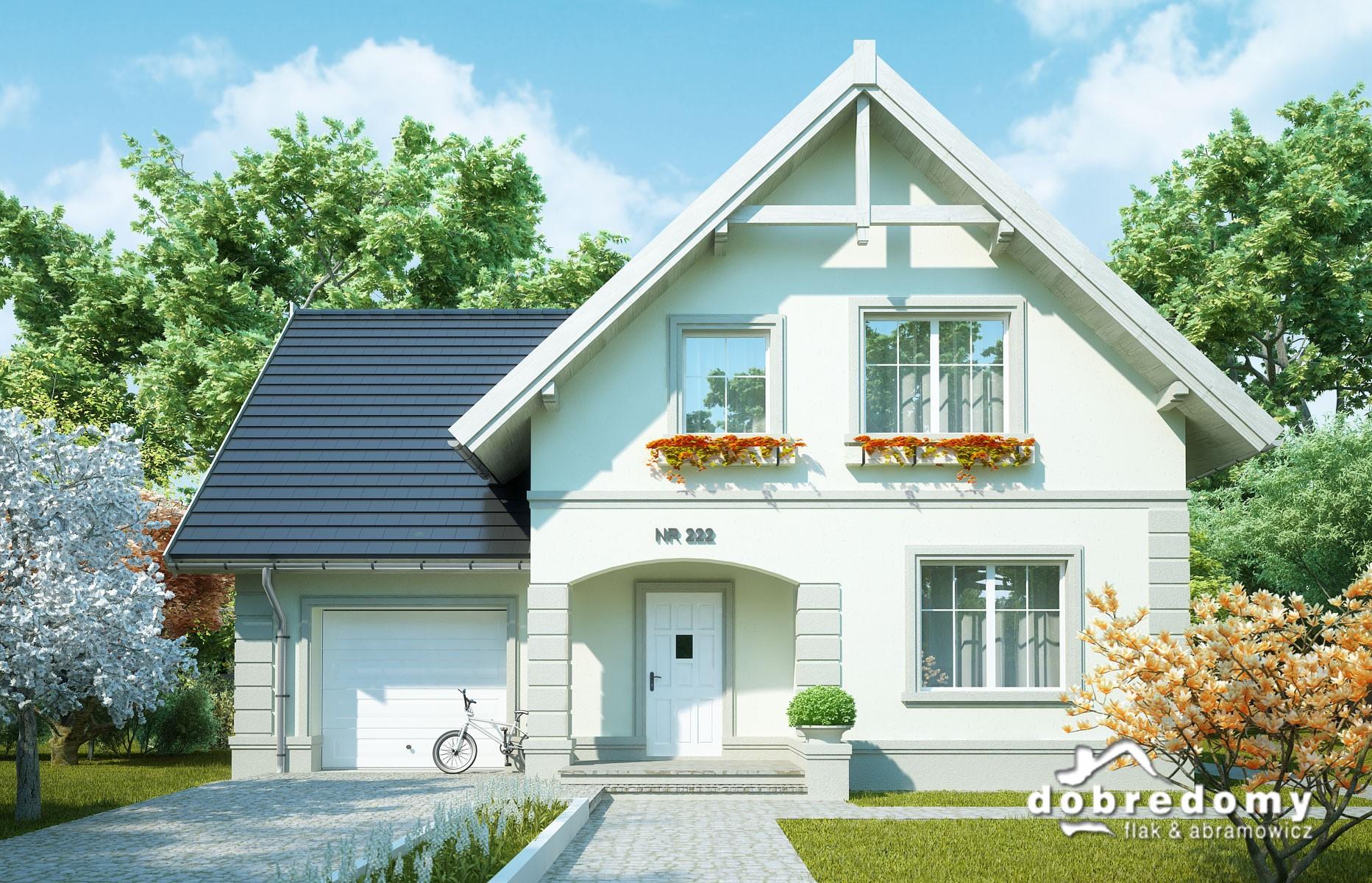 Elewacja domu – dopasuj ją do stylu budynku i budżetu