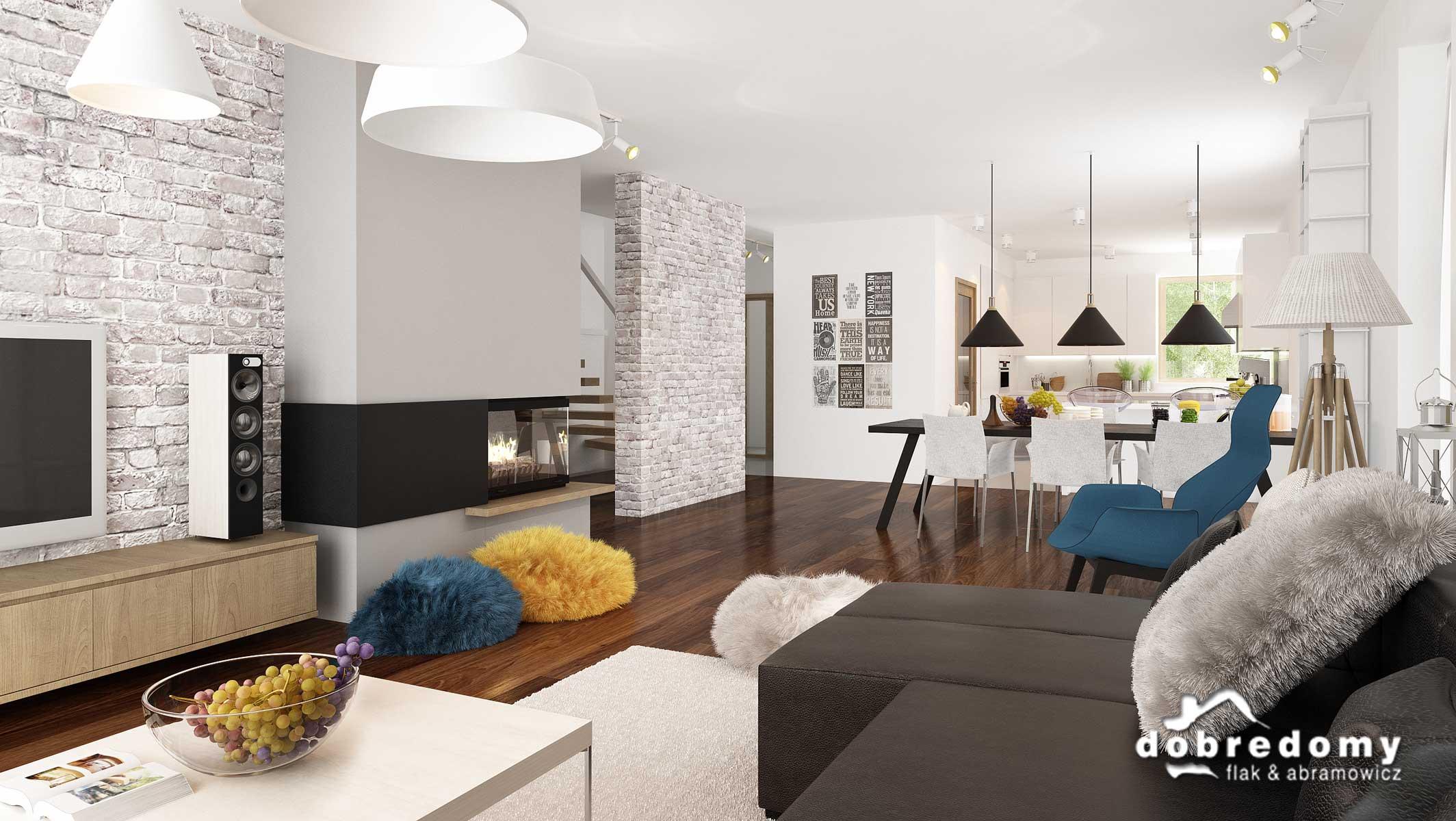 Modernistyczny salon – jak go urządzić w nowoczesnym domu?