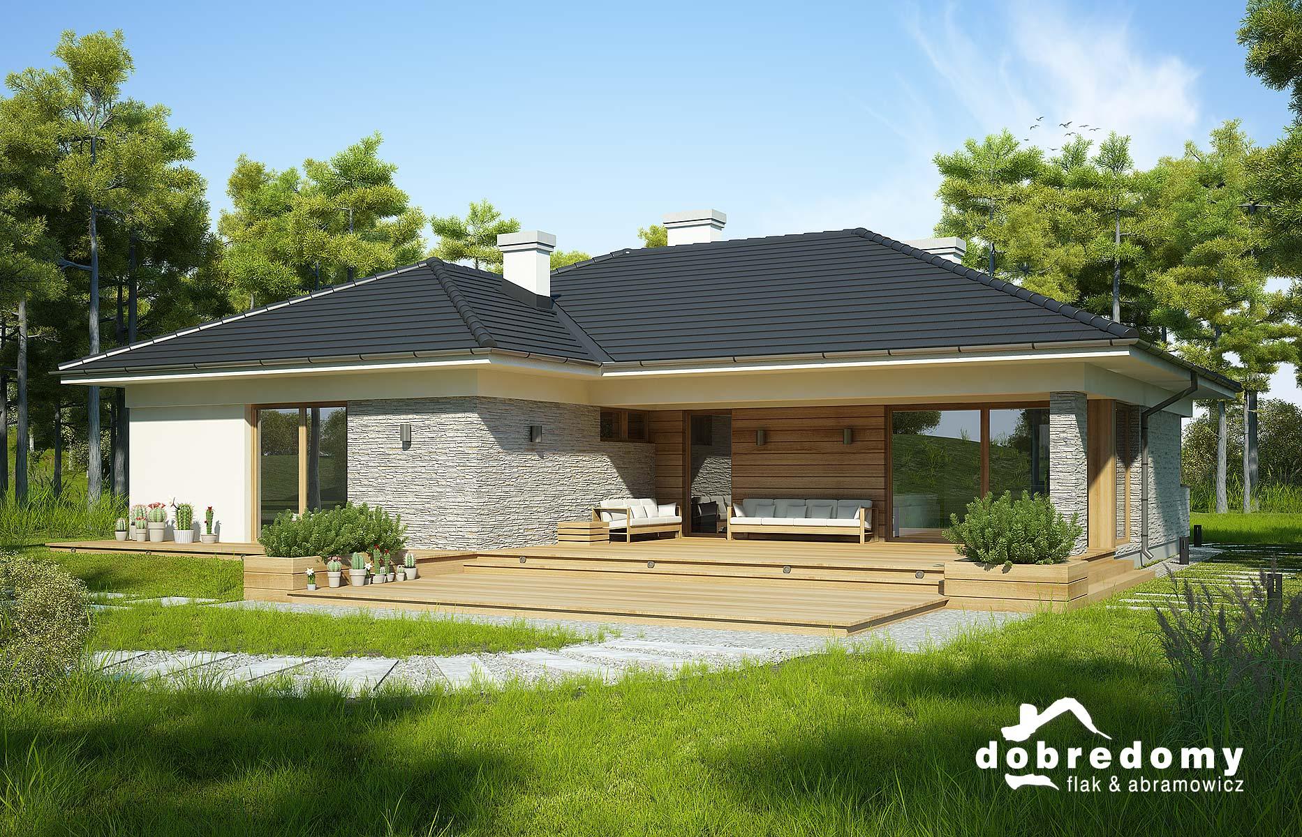 Nowoczesny czy tradycyjny – jak wybrać projekt domu?