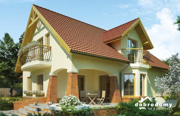Dobre Domy, projekt domu Aleksander II