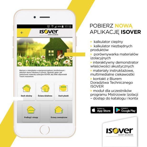 DD_aplikacja ISOVER