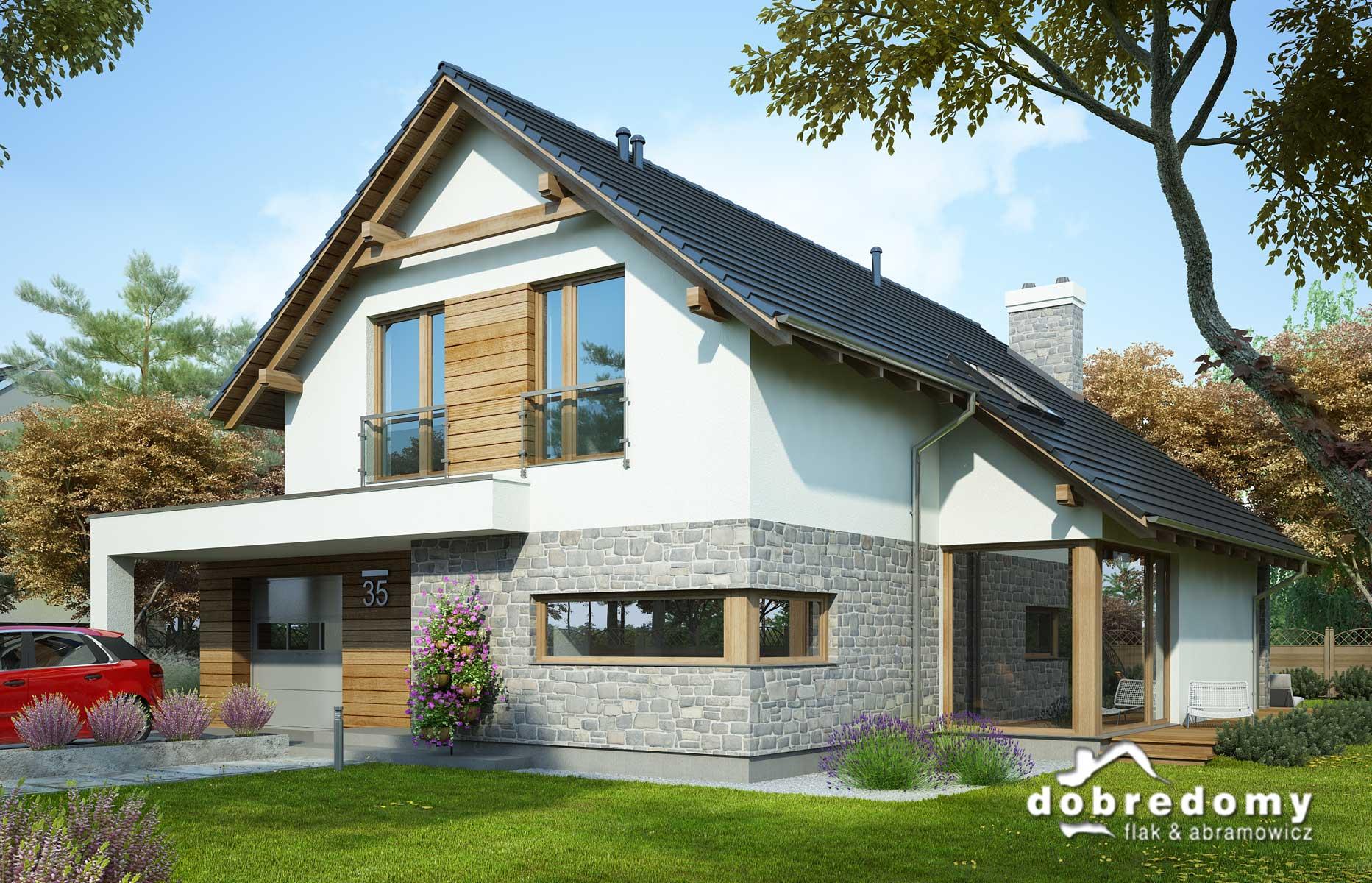 Kąt nachylenia dachu a urządzanie poddasza użytkowego