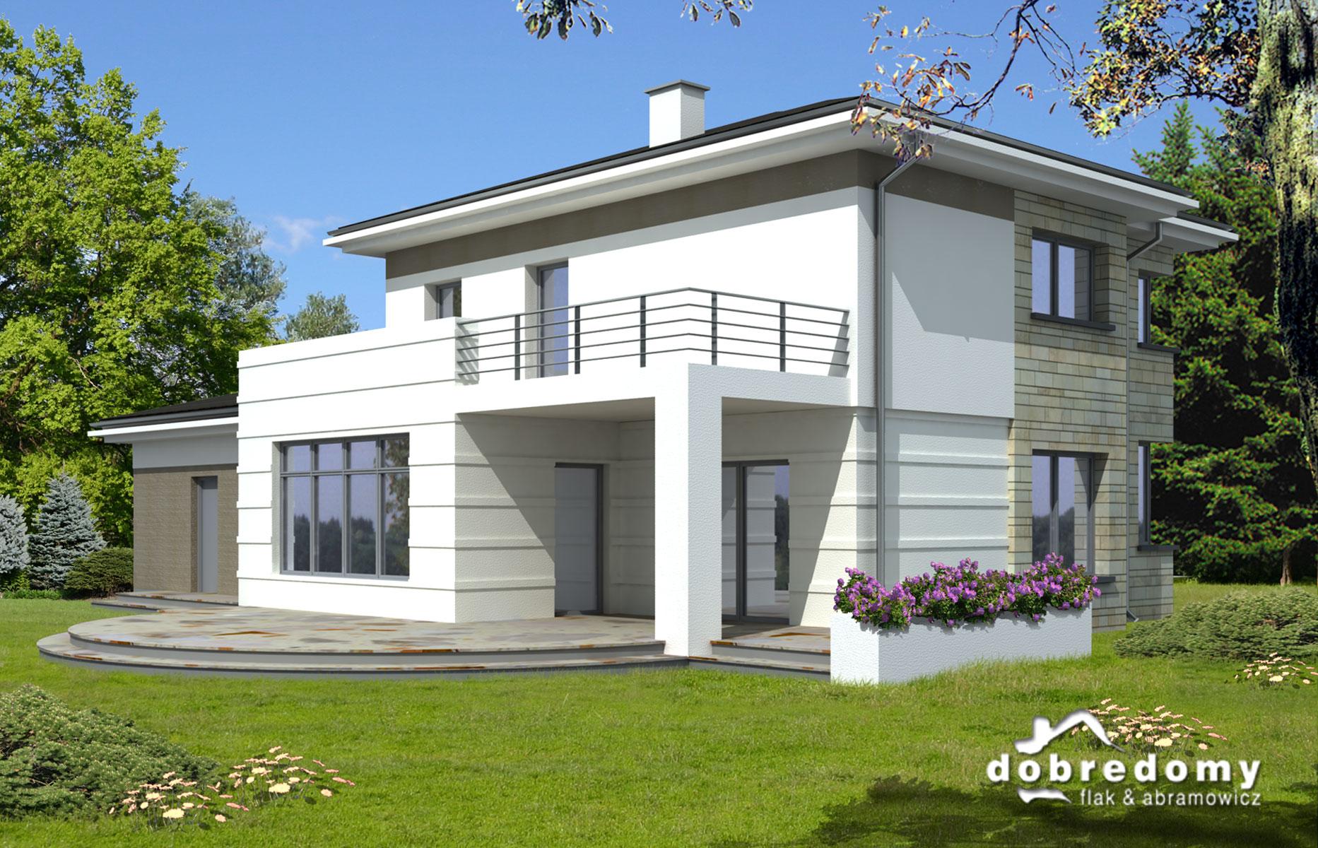 Wybierz funkcjonalny projekt domu piętrowego – zobacz, na co zwrócić uwagę