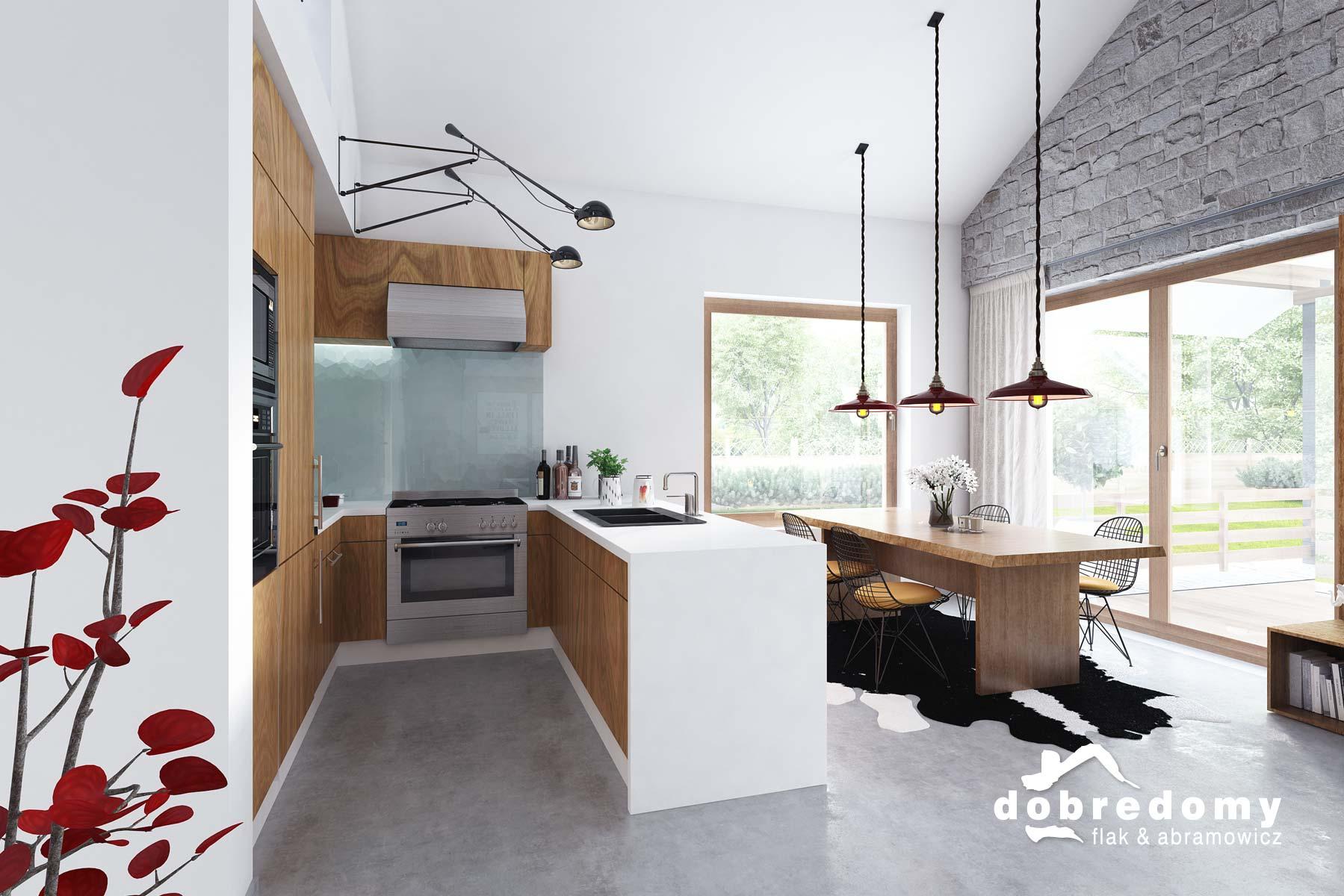 Ściany w kuchni – wady i zalety popularnych rozwiązań aranżacyjnych