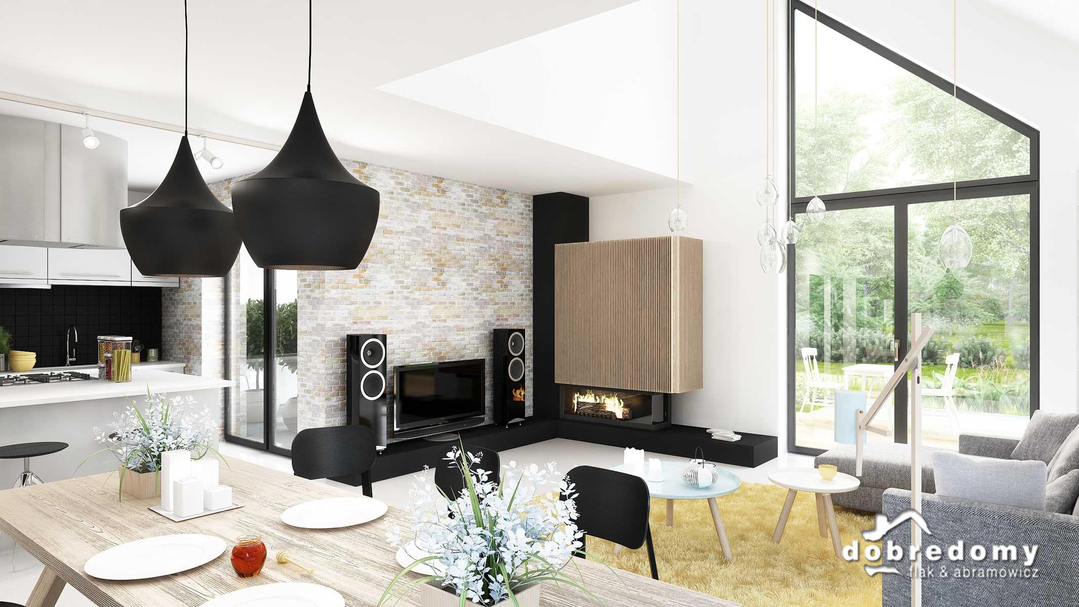 Rozwiązania projektowe, dzięki którym optycznie powiększysz małe pomieszczenia w domu